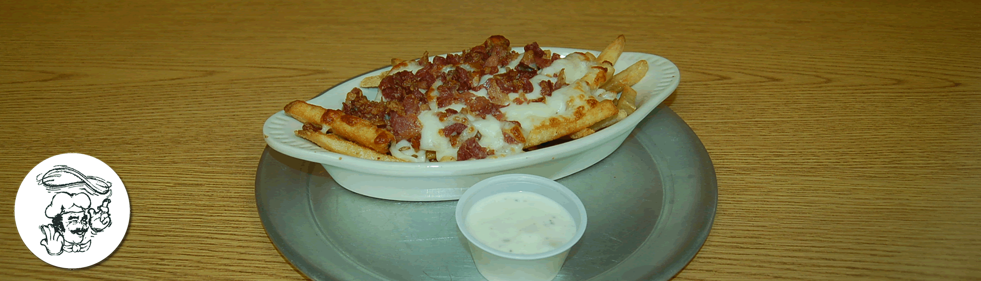 Bella Pizza Clifton Forge VA fries cheese bacon